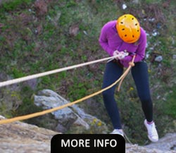 The Big Abseil